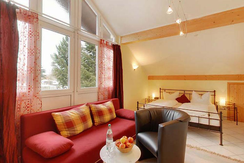 Buamakammer auf dem Arterhof, Appartement in Bad Birnbach