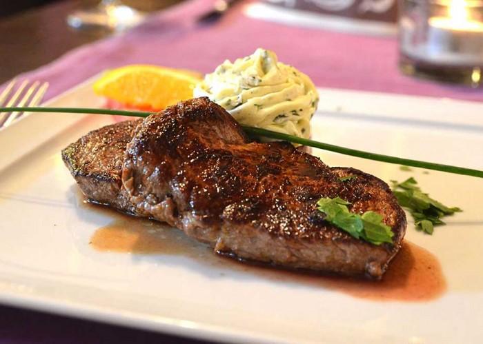 Steak vom Arterhof-Galloway