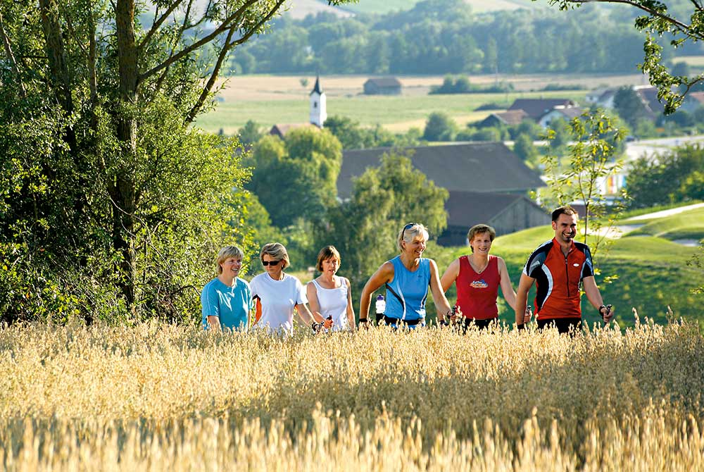 Nordic Walking in Bad Birnbach