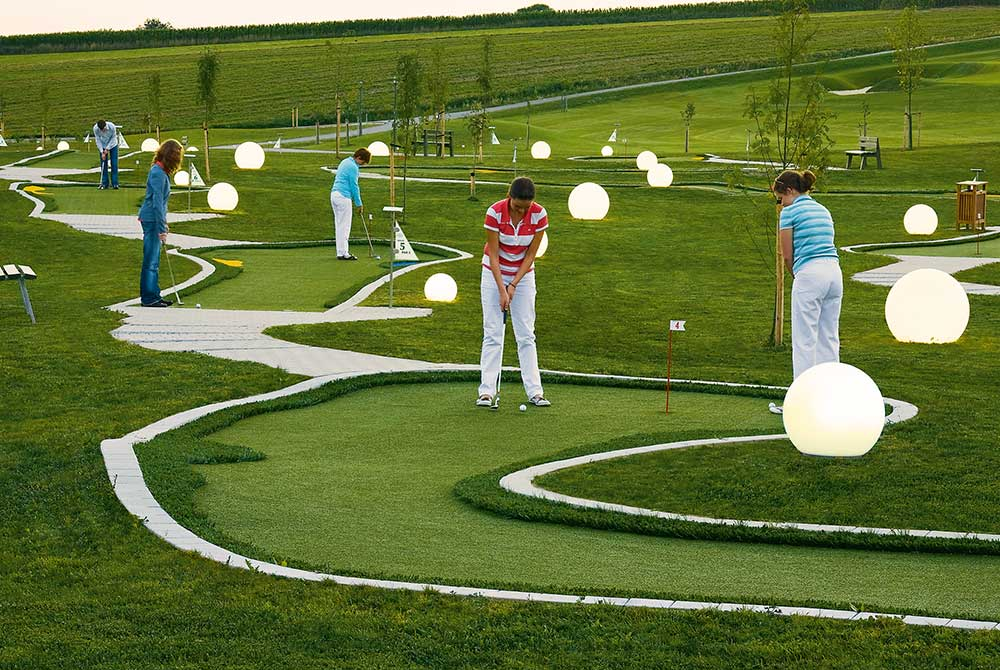 Spiel!Golf-Anlage am Bella Vista Golfpark in Bad Birnbach