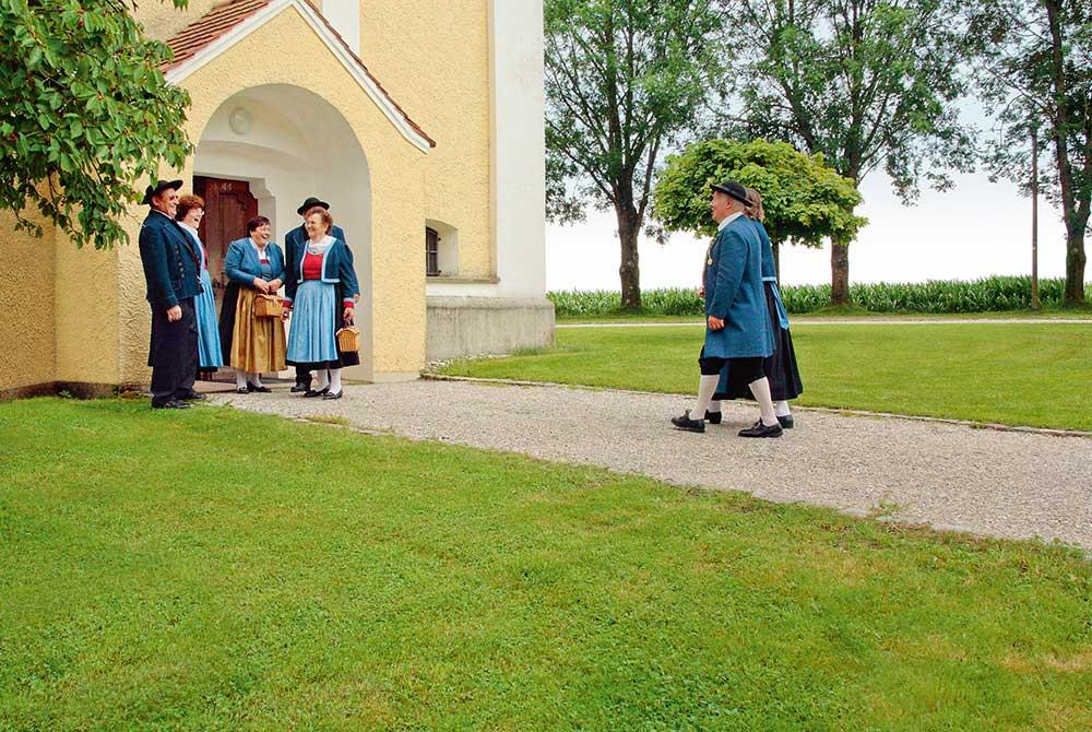 In Bad Birnbach wird Tradition noch groß geschrieben