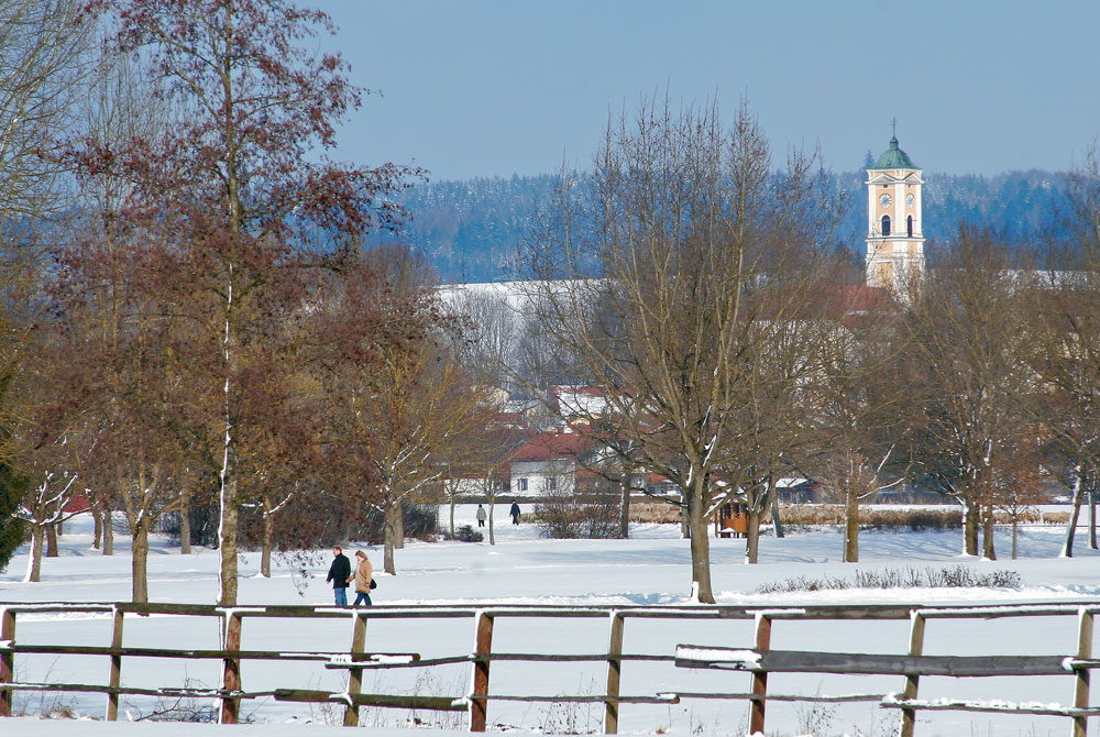 Winter am Arterhof