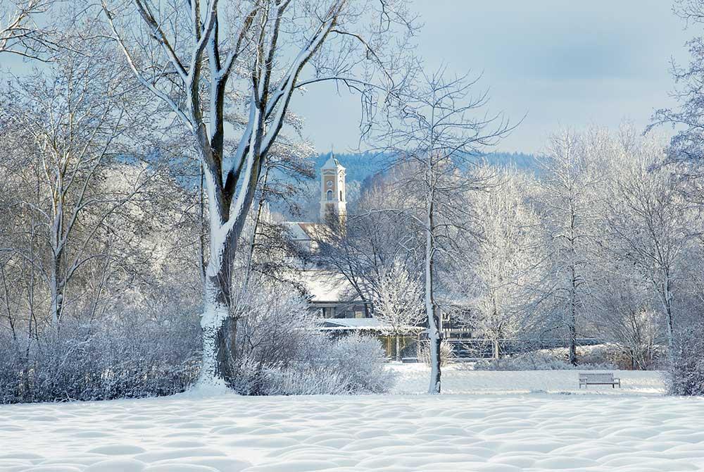Bad Birnbach im Winter