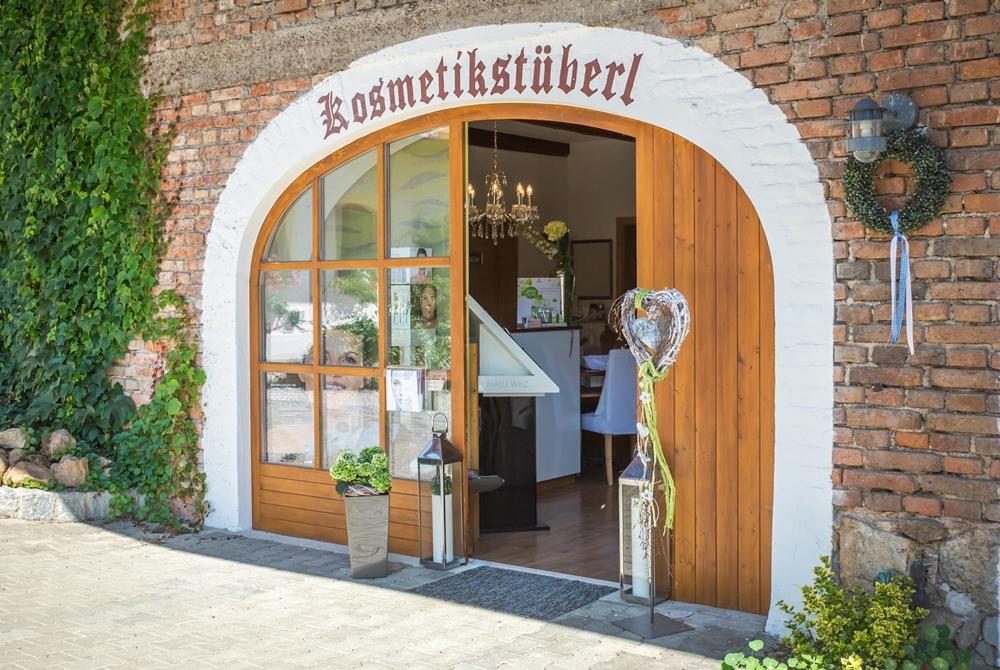 Kosmetikstüberl am Arterhof Bad Birnbach Sabine Larverseder