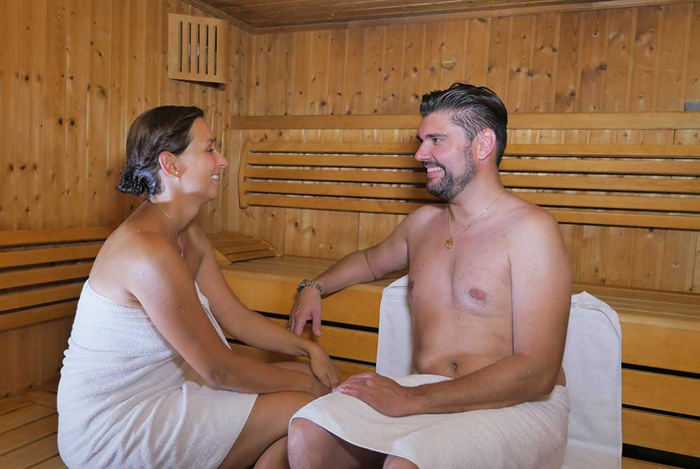 Campingplatz mit Sauna auf dem Arterhof
