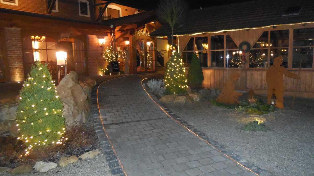 Arterhof Bad Birnbach am Abend