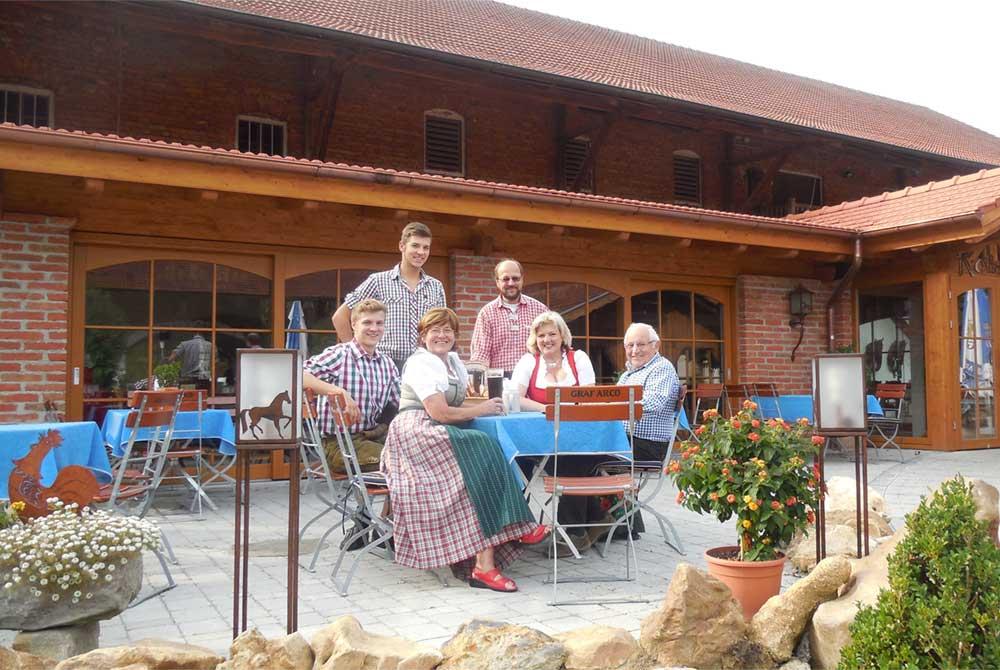 Familie Sigl vom Arterhof