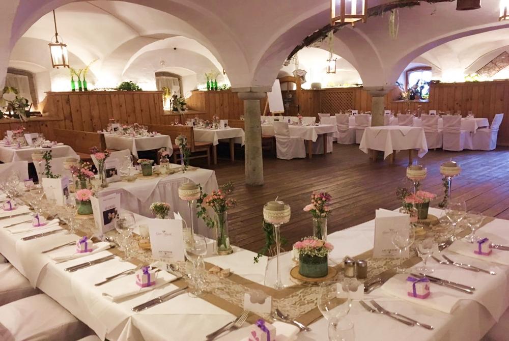 Hochzeit Roßstall Arterhof Bad Birnbach