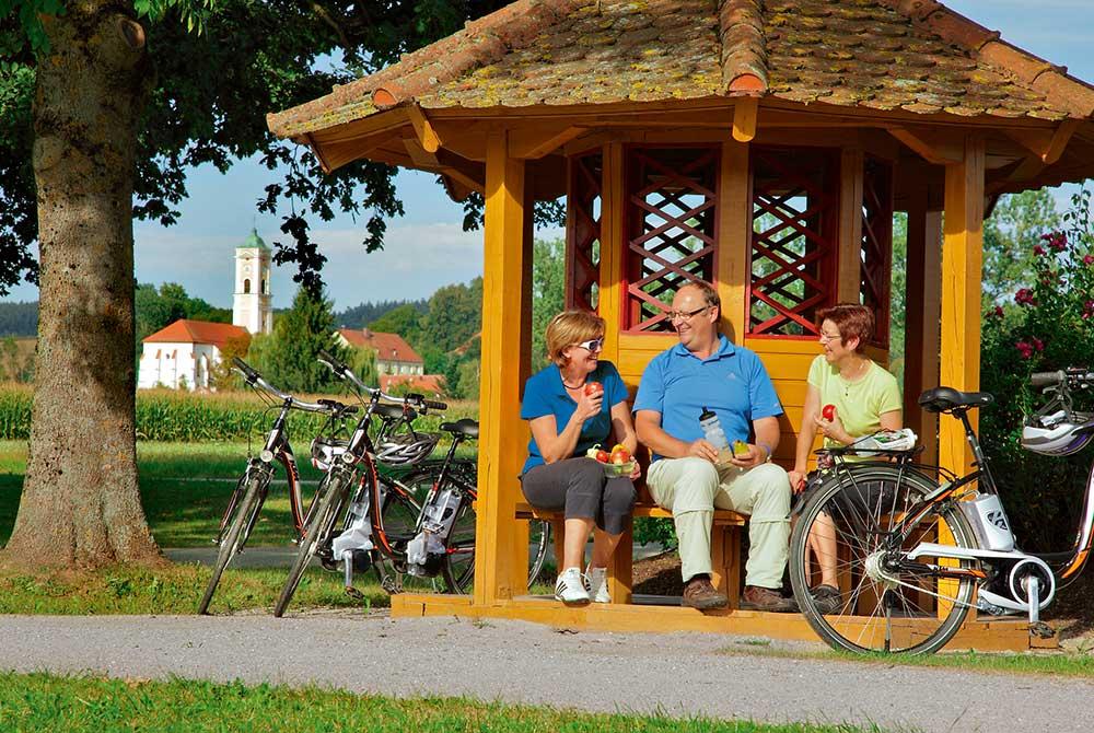 Radfahren in Bad Birnbach