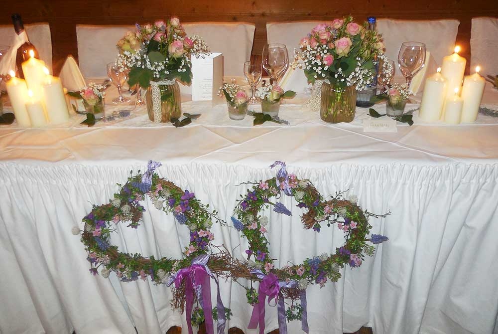 Heiraten auf dem Arterhof in Bad Birnbach