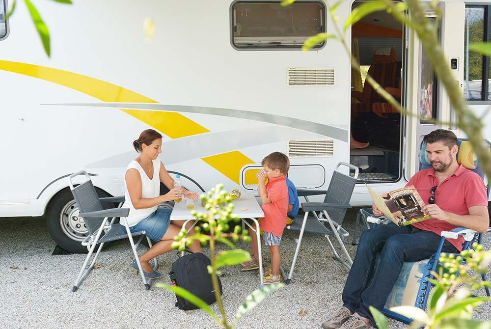 Campingurlaub mit Kindern in Bayern auf dem Arterhof