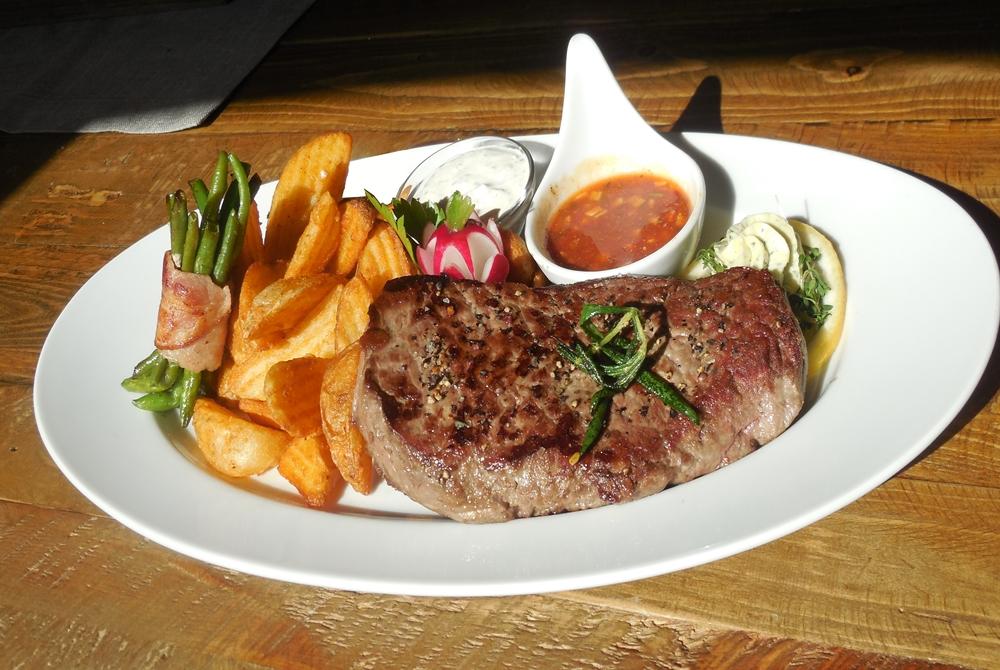 Rinderlende Steak Arterhof Bad Birnbach
