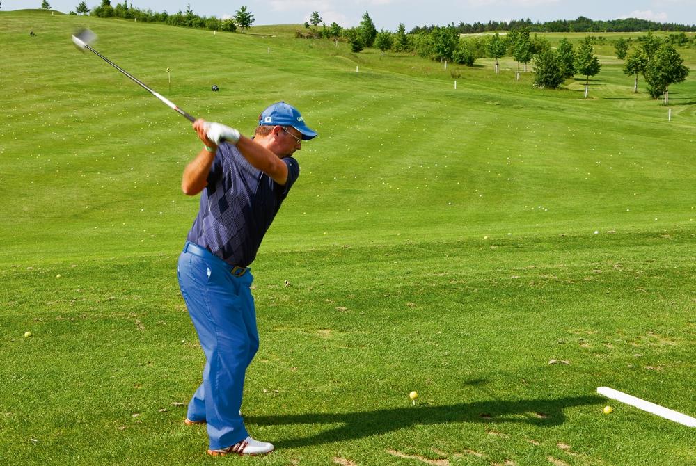 Golf klein