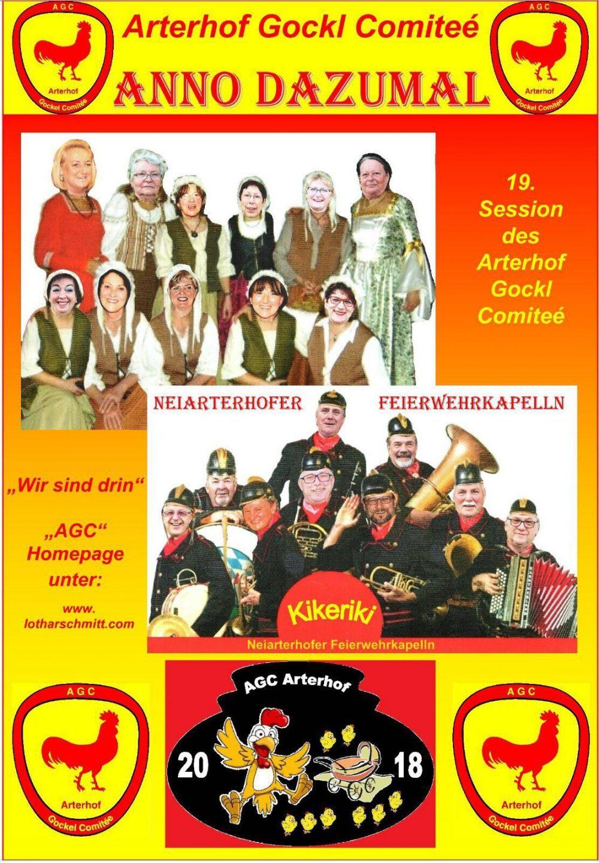 AGC_Plakat Anno Dazumal
