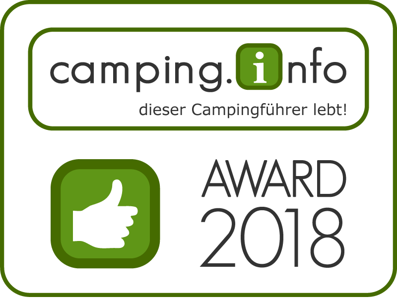 Campin.info Award 2018 Arterhof Bad Birnbach Camping Appartement Therme